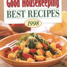 Good Housekeeping Best Recipes 1998 Cookbook 068815963x