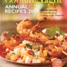 Cooking Light Annual Recipes 2006 Cookbook 0848730127 Hard Cover