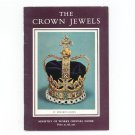 Vintage The Crown Jewels Official Guide 1961