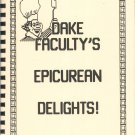 Regional Dake Faculty's Epicurean Delights Cookbook School New York