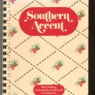 Southern Accent Cookbook Junior League Arkansas 0960754806