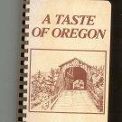 A Taste Of Oregon Cookbook Junior League Eugene 0960797602