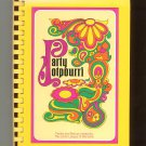Party Potpourri Cookbook Junior League Memphis 0960422218