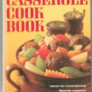 Better Homes And Gardens Casserole Cookbook Vintage 1970