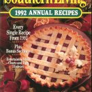 Southern Living 1992 Annual Recipes Cookbook 0848711025