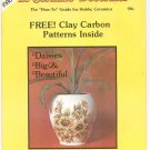 Inaugural Issue The Ceramic Decorator With Patterns March 1978