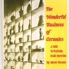 The Wonderful Business Of Ceramics By Merle Peratis Vintage