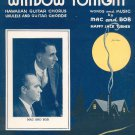 Keep A Light In Your Window Tonight Vintage Sheet Music Calumet Music Company