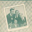 The Roving Kind Vintage Sheet Music Hollis Music Inc.