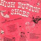 Papa Won't You Dance With Me ? High Button Shoes Vintage Sheet Music Edwin H. Morris & Co.