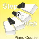 Edna Mae Burnam's Step By Step Piano Course Book Three  8450  Willis Music