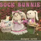 Sock Bunnies Designer Series GP 457 Gick Publishing With Pattern Sheet