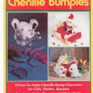 Vintage Chenille Bumpies By Jean Hendrickson Craft Publications 7235  1977
