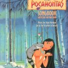 Disney's Pocahontas Songbook With Instructions Recorder Fun 0793541042