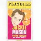 Playbill Freshly Squeezed Jackie Mason Helen Hayes Theatre Souvenir Program 2005