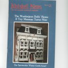 Nutshell News Complete Miniatures Hobbyist Magazine Back Issue February 1984 Craft