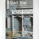 Nutshell News Complete Miniatures Hobbyist Magazine Back Issue August 1985 Craft