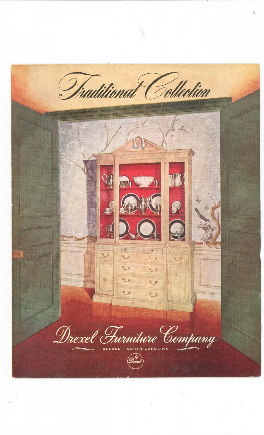 Vintage Drexel Furniture Company Traditional Collection