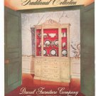 Vintage Drexel Furniture Company Traditional Collection Catalog