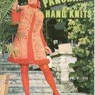 Vintage Fleisher Bear Brand Botany Panorama Hand Knits Volume 17 1969