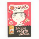 Vintage Chef Boy-Ar-Dee Pizza Party Ideas Cookbook Boyardee