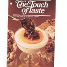 New Idea Book From Borden The Touch Of Taste None Such Mince Meat Cookbook 1982