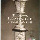 The 1998 U.S. Amateur Championship Souvenir Program Oak Hill Country Club Rochester NY Golf
