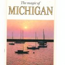 Vintage The Magic Of Michigan Travel Guide