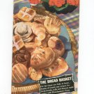 Vintage The Bread Basket Cookbook Fleischmann's Yeast 1943