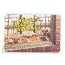 Bisquick Holiday Bakeshop Cookbook / Pamphlet