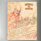 Beard On Pasta Cookbook By James Beard 0394522915