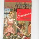 The Scandinavian Cookbook Norway Sweden Denmark Vintage Culinary Arts 113 1956