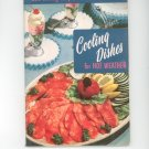 Cooling Dishes For Hot Weather Cookbook Vintage Culinary Arts 117 1956