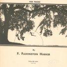 Vintage Swinging In Fairyland Sheet Music G. Schirmer Inc.