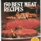 Vintage Better Homes And Gardens 150 Best Meat Recipes Cookbook