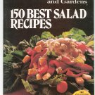 Vintage Better Homes And Gardens 150 Best Salad Recipes Cookbook