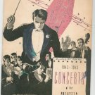 Vintage Concerts Of The Rochester School Of The Air Radio Concert Schedule New York 1942 1943