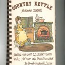 Country Kettle Microwave Cookbook By Beverly Kuykendall Bourque
