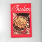 The Chicken Cookbook 39th National Contest Recipes