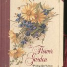 The Flower Garden Photograph Album 1858337801