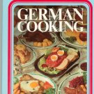 Vintage German Cooking Cookbook Malinowski Sinclair Nelson 0517244888