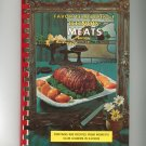 Favorite Recipes Of Illinois Meats Edition Cookbook Poultry Seafood Vintage