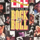 Life Magazine Back Issue Special Issue December 1992 40 Years Of Rock & Roll