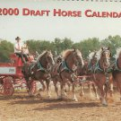 Draft Horse Calendar 2000 Mischka Farm