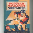 Vintage Popular Mechanics Shop Notes 1940 Volume 36