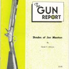 The Gun Report October 1976 Shades Of Joe Manton Derek Johnson