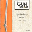 The Gun Report June 1972 Phinehas Sawyer Willard Cousins