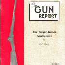 The Gun Report September 1972 The Halger Gerlich Controversy John Moran