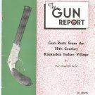 The Gun Report December 1972 Gun Parts From An 18th Century Kaskaskia Indian Village