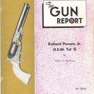 The Gun Report November 1972 Richard Powers Jr. U.S.M. Tel 'G A. Nehrbass
